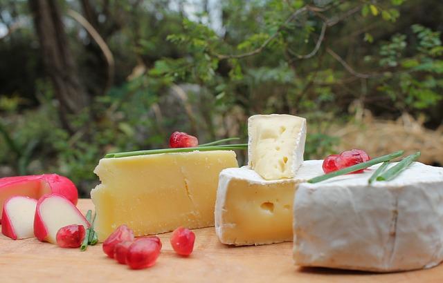 創造自己獨特的乳酪